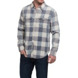 True Grit Buffalo Checks Shirt - Fully Lined (For Men)