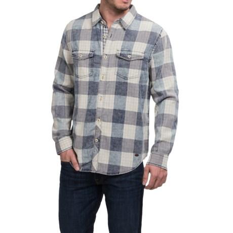 True Grit Buffalo Checks Shirt - Fully Lined (For Men)