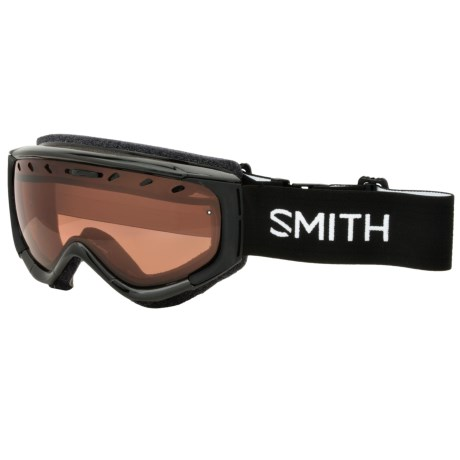 Smith Optics Phenom Ski Goggles - RC36 Lens