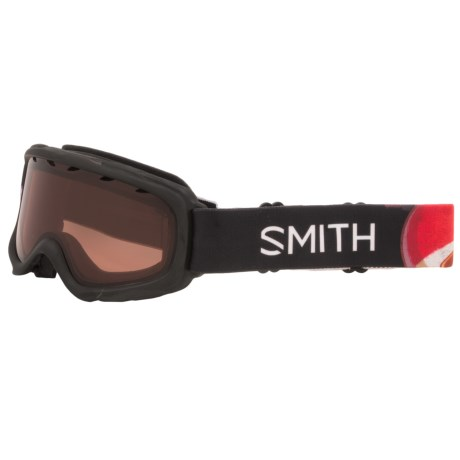Smith Optics Gambler Air Ski Goggles - RC36 Lens (For Little and Big Kids)