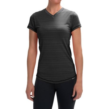 Zuala Energy T-Shirt - V-Neck, Short Sleeve (For Women)