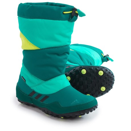 adidas outdoor Libria Padded PrimaLoft® Boots - Insulated (For Little and Big Kids)