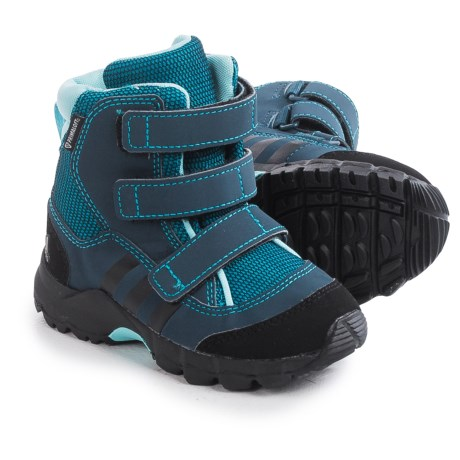 adidas outdoor Holtanna CF PrimaLoft® Snow Boots (For Toddlers)