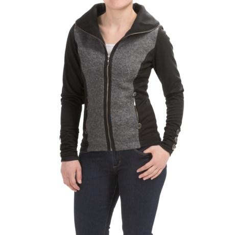 Icelandic Design Vanessa Jacket - Wool (For Women)