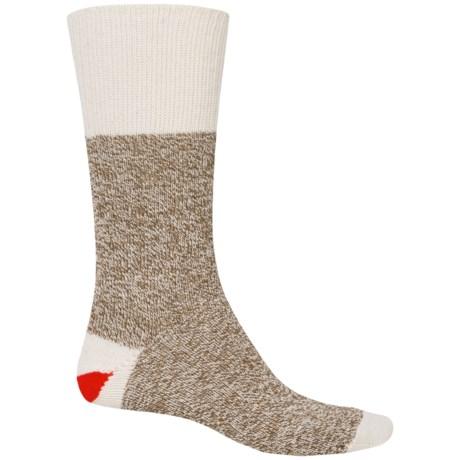 Fox River Casual Socks - Crew (For Men and Women)