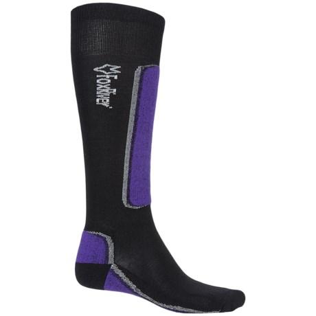 Fox River VVS® MV Ski Socks - Merino Wool, Over the Calf (For Men and Women)