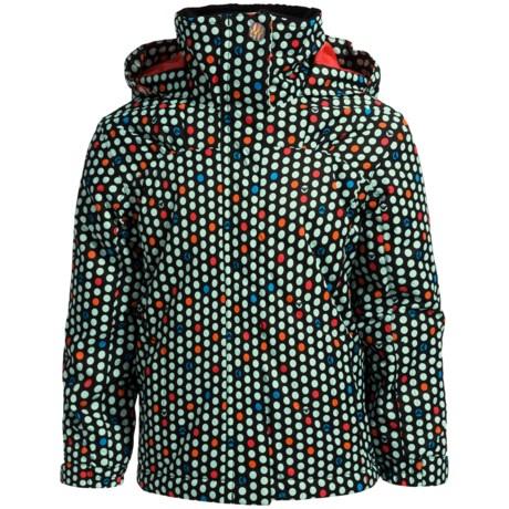 Roxy Mini Jetty Snowboard Jacket - Waterproof, Insulated (For Little Girls)
