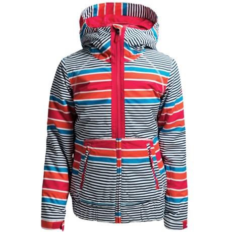 Roxy Valley Snowboard Jacket - Waterproof, Insulated (For Big Girls)