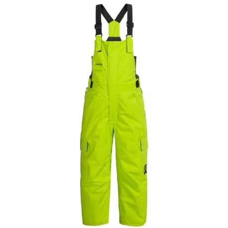 DC Shoes Daredevil Bib Snow Pants - Waterproof, Insulated (For Toddlers)