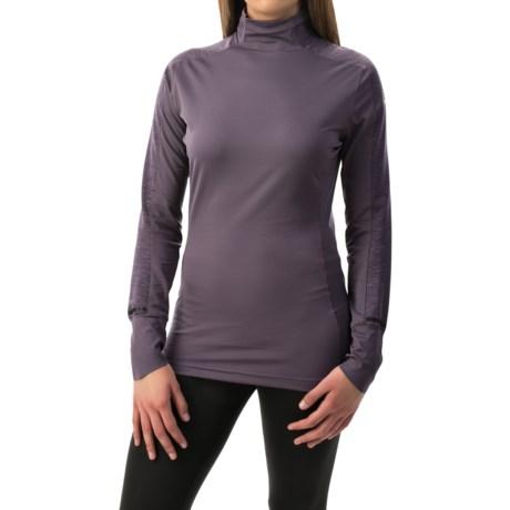 adidas outdoor Xperior Active Shirt - Mock Neck, Long Sleeve (For Women)