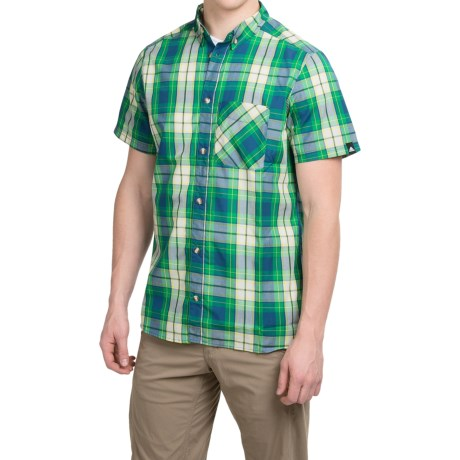 adidas outdoor Hiking Shirt 2 - Short Sleeve (For Men)