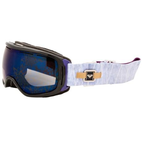 Roxy Rockferry Ski Goggles (For Women)