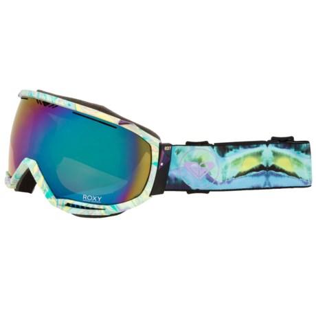 Roxy Isis Ski Goggles (For Women)