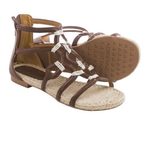 Adrienne Vittadini Pablic Sandals - Leather (For Women)