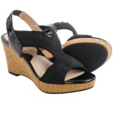 Adrienne Vittadini Carinea Wedge Sandals (For Women)