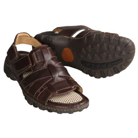 Born Strafford Fisherman Sandals - Leather (For Men)