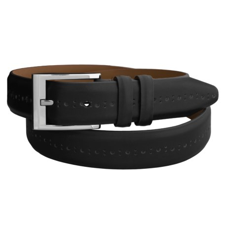 Allen-Edmonds Wendell Leather Belt (For Men)