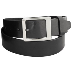 Allen Edmonds Wide Leather Belt (For Men)