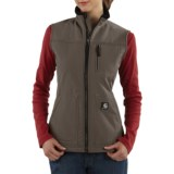 Carhartt Soft Shell Vest (For Women)