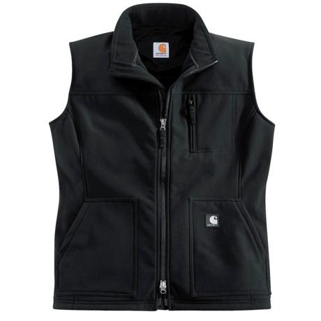 Carhartt Soft Shell Vest (For Women)