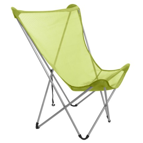 Lafuma Maxi Pop-Up Folding Chair - Polyester-Polyvinyl