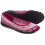 Adrienne Vittadini Moonstone Knit Flats (For Women)