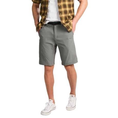 JKL The Navigator Stretch Shorts (For Men)