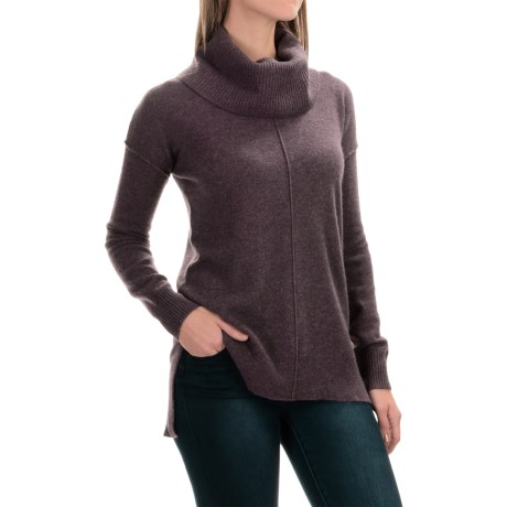 Cynthia Rowley Cashmere Turtleneck Sweater (For Women)
