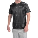 Head Sound Wave T-Shirt - Short Sleeve (For Men)