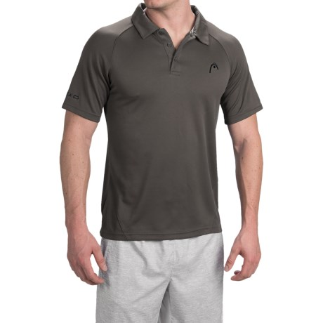 Head Net High-Performance Polo Shirt - Short Sleeve (For Men)
