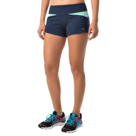 ASICS Fit-Sana Wrap Shorts (For Women)