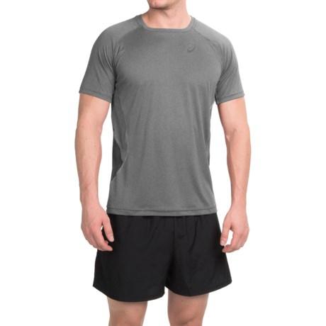 ASICS Lite-Show Shirt - Short Sleeve (For Men)