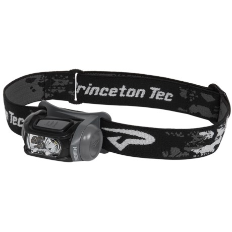Princeton Tec Remix LED Headlamp - 125 Lumens