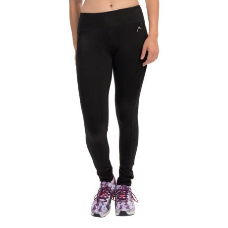 Head Power Glow Color-Block Leggings (For Women)