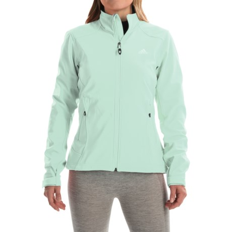 adidas outdoor Hiking Soft Shell Jacket (For Women)