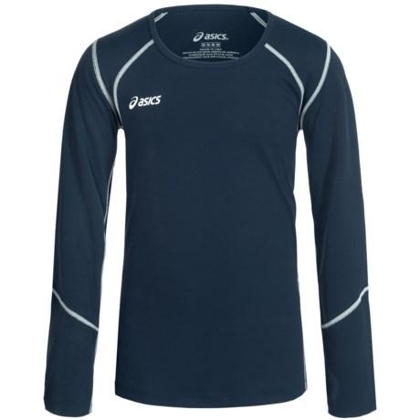 ASICS Jr. Volleycross Shirt - Long Sleeve (For Big Girls)