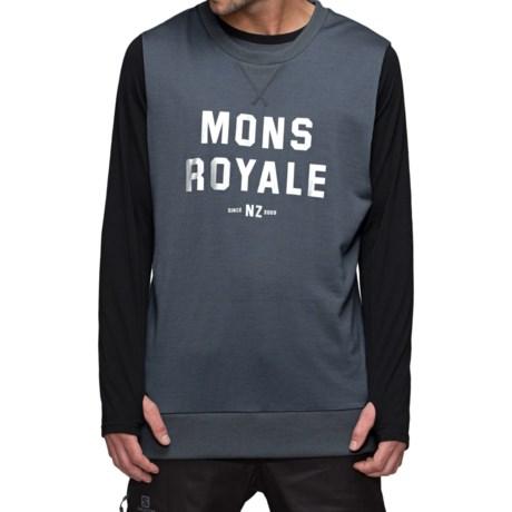 Mons Royale Riders Vest - Merino Wool (For Men)