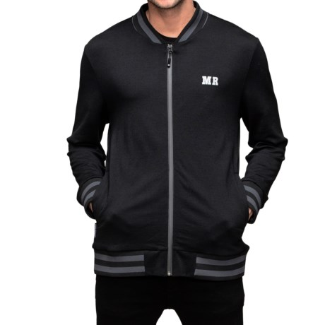 Mons Royale Bomber Jacket - Merino Wool (For Men)