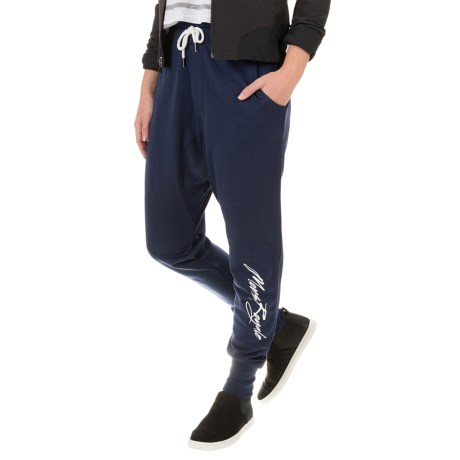Mons Royale Merino Wool Sweatpants (For Women)