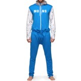 Mons Royale Monsie Icon Base Layer Union Suit - Merino Wool, Hooded, Long Sleeve (For Men)