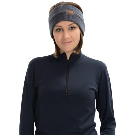 Mons Royale Merino Wool Headband (For Men and Women)