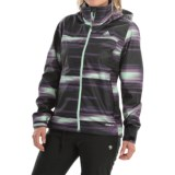adidas outdoor Wandertag Graphic Jacket - ClimaProof® (For Women)