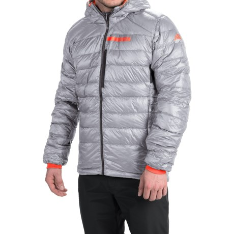 adidas outdoor Terrex ClimaHeat® Agravic Down Jacket - 800 Fill Power (For Men)