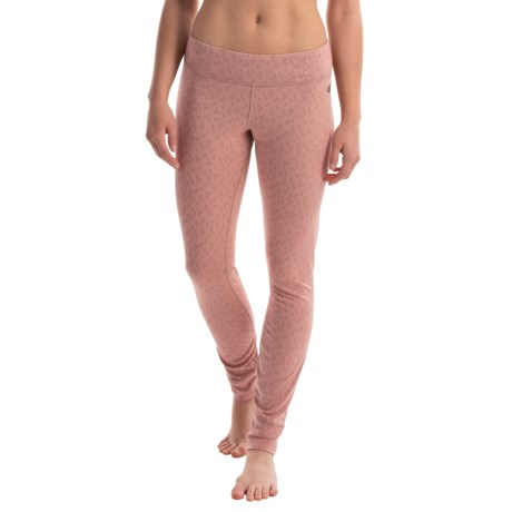 Hot Chillys Geo-Pro Lightweight Base Layer Bottoms (For Women)