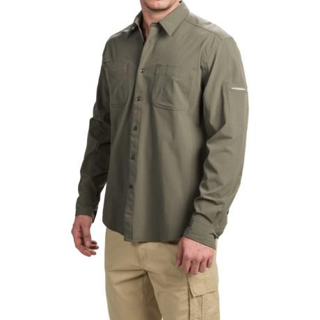 Gramicci Stone Mason 11 Shirt - Classic Fit, Long Sleeve (For Men)
