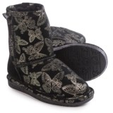 Bearpaw Belle Boots - Suede, Wool Lined (For Toddlers)
