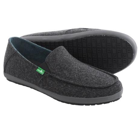 Sanuk Casa TX Shoes - Slip-Ons (For Men)