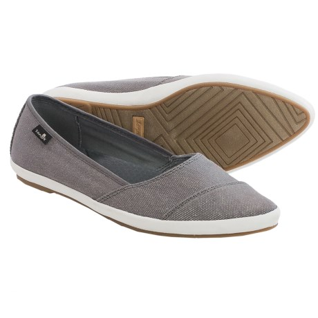 Sanuk Kat Prowl Espadrilles (For Women)