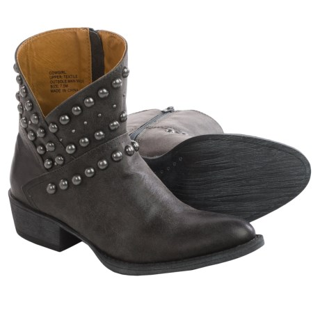 Matisse Cowgirl Ankle Boots (For Women)