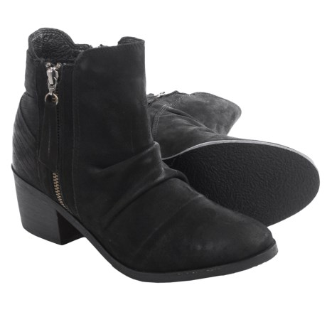 Matisse Bison Suede Ankle Boots (For Women)